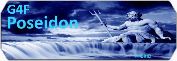 G4F Poseidon  GC logo