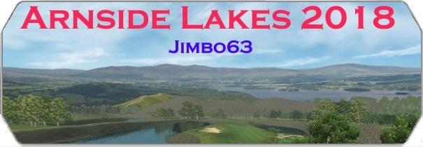 Arnside Lakes 2018 logo