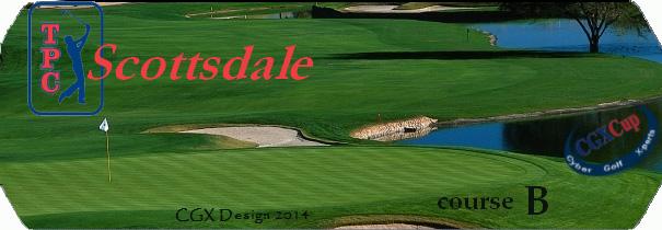 CGX TPC Scottsdale 2015 B logo