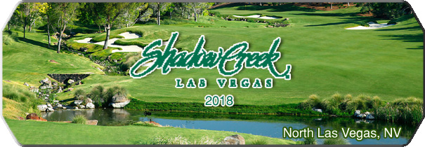 Shadow Creek GC  Las Vegas logo