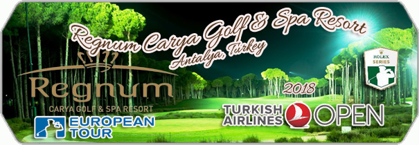 Regnum Carya Golf & Spa Resort logo