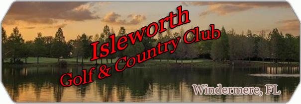 Isleworth Golf & CC logo