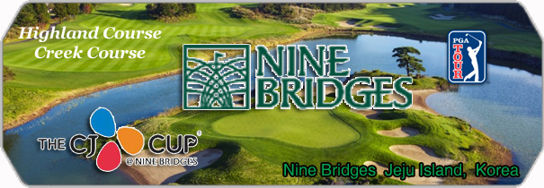 Nine Bridges Jeju Island Korea logo