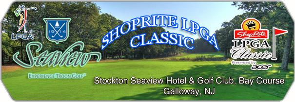 Seaview Golf Club Bay Course logo