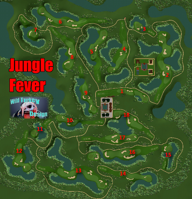 Picture of Jungle Fever - click to view original size