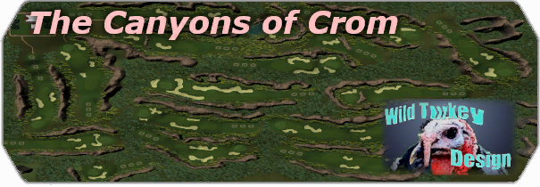 The Canyons of Crom logo