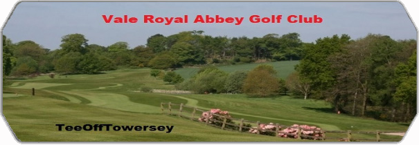 Vale Royal Abbey GC logo