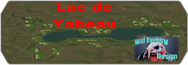 Lac de Yabeau logo