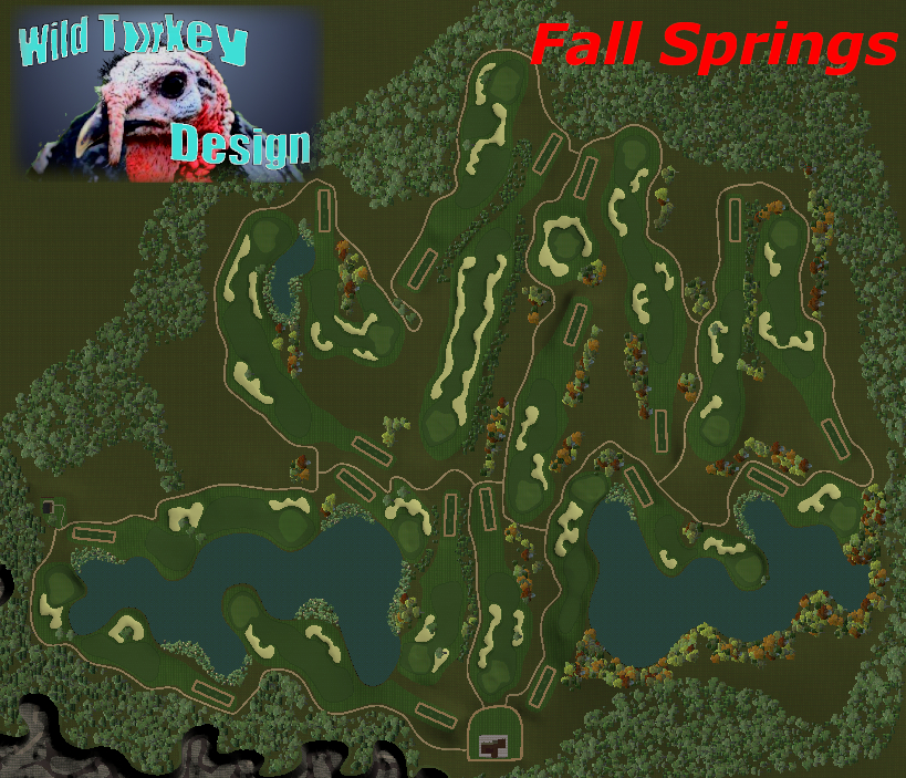 Picture of Fall Springs - click to view original size
