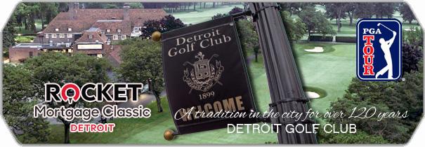 Detroit Golf Club North Course logo