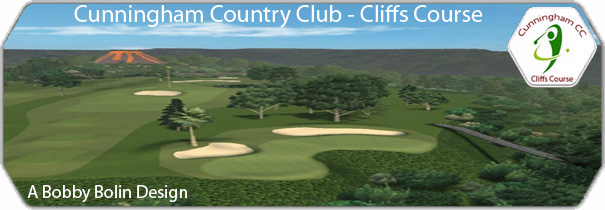 Cunningham Country Club- Cliffs Course logo