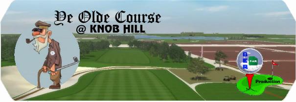 Ye Olde Course @ Knob Hill logo