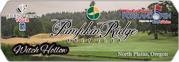 Witch Hollow at Pumpkin Ridge 2019 logo