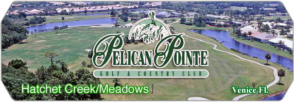 Pelican Pointe Golf and CC logo