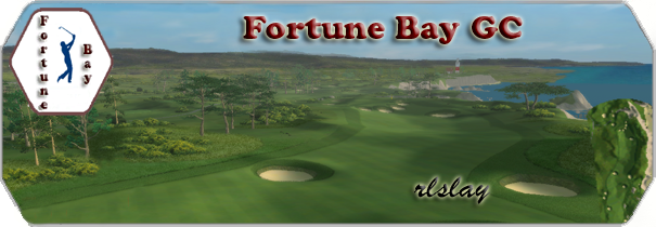 Fortune Bay GC logo