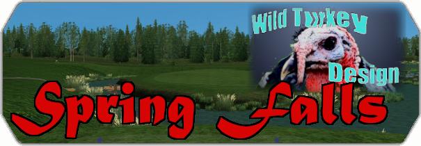 Spring Falls logo