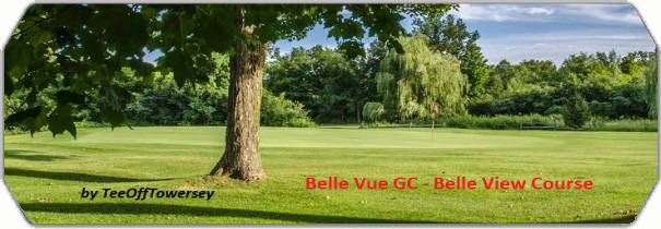 Belle Vue course @ Belle Vue GC logo