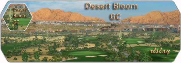 Desert Bloom GC logo