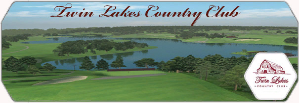 Twin Lakes Country Club logo