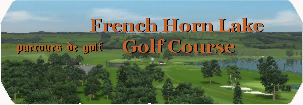 Parcours de golf French Horn Lake logo