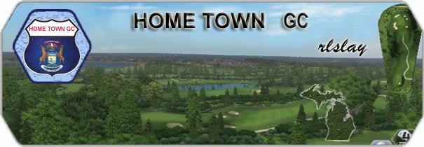 Hometown GC logo