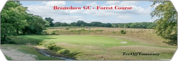 Bramshaw GC - Forest Course logo