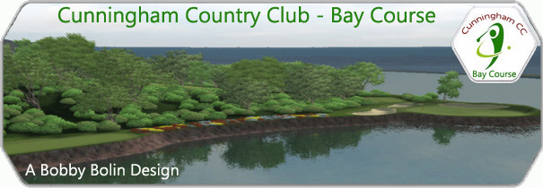 Cunningham Country Club- Bay Course logo