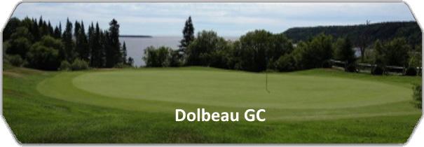 Dolbeau GC logo