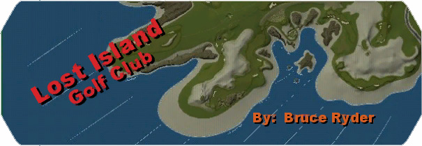 Lost Island Golf Club logo