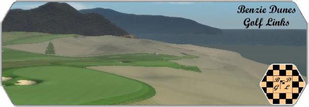 Benzie Dunes Golf Links logo