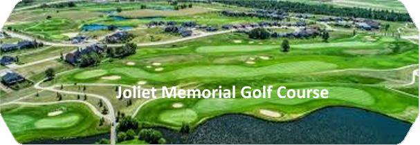Joliet Memorial Course logo