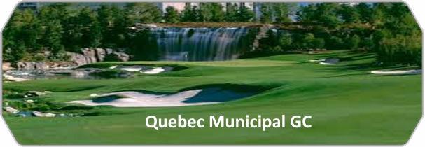 Quebec Municipal GC logo