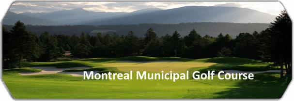 Montreal Municipal Golf Course V2 logo