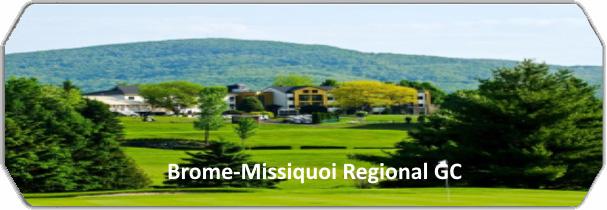 Brome-Missisquoi Regional GC logo