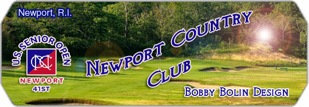 Newport Country Club logo