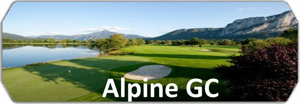 Alpine GC logo