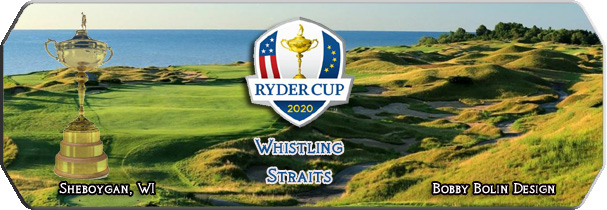 Whistling Straits- 2020 Ryder Cup logo