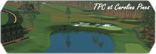 TPC at Carolina Pines logo