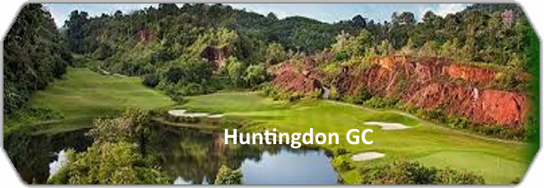 Huntingdon GC logo