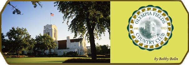 Olympia Fields Country Club 2021 logo