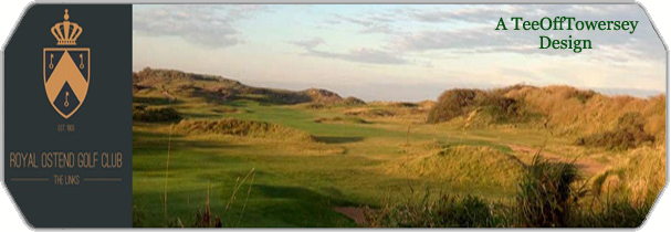 Royal Ostend Golf Club logo