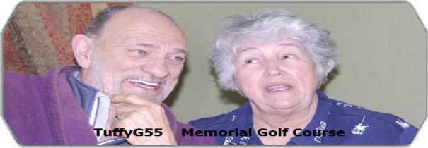 TuffyG55 Memorial Course logo