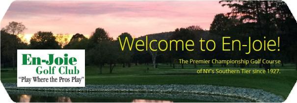 En-Joie Golf Club logo