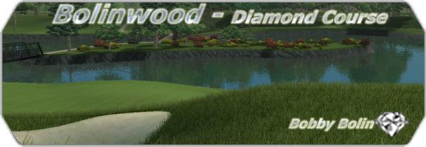 Bolinwood- Diamond Course 21 logo